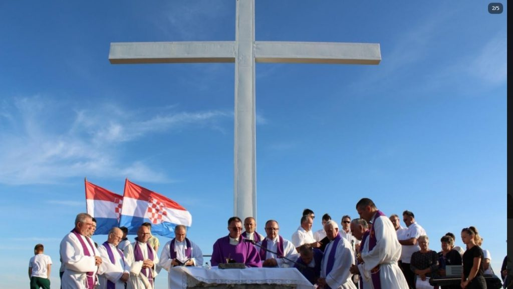 Hercegovina se prisjetila hrvatskih vitezova stradalih na Gradini