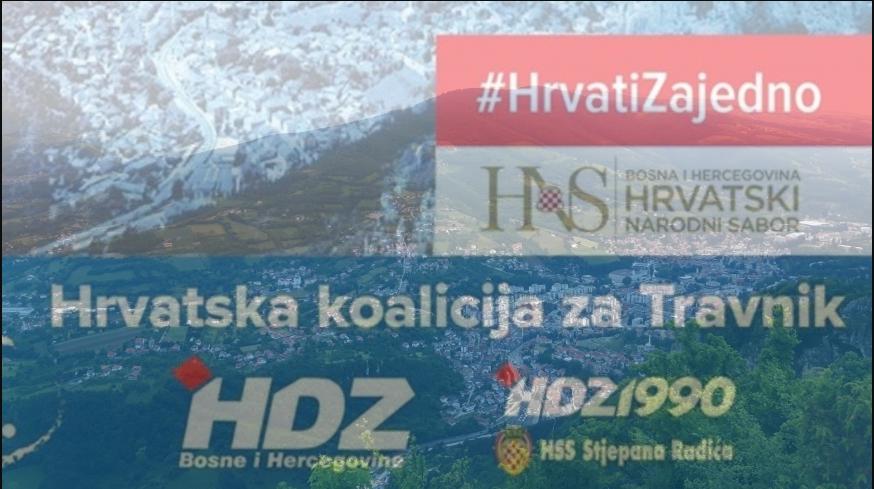 """Hrvati nisu nikakva """"manjina"""", Travnik je i naš grad"""