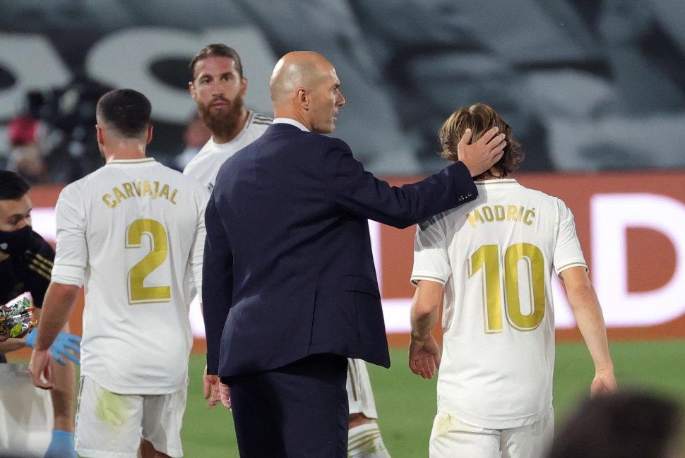 """Zidane ljutit i tužan odlazi iz Reala: """"Nitko me nije podržao"""""""