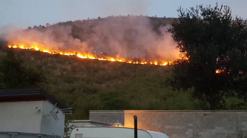 Mostarski vatrogasci opet imaju pune ruke posla