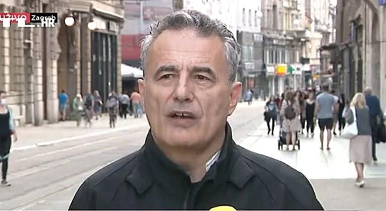 Kalinić se obrušio na vladajuće, krivi ih za kaos u Zagrebu