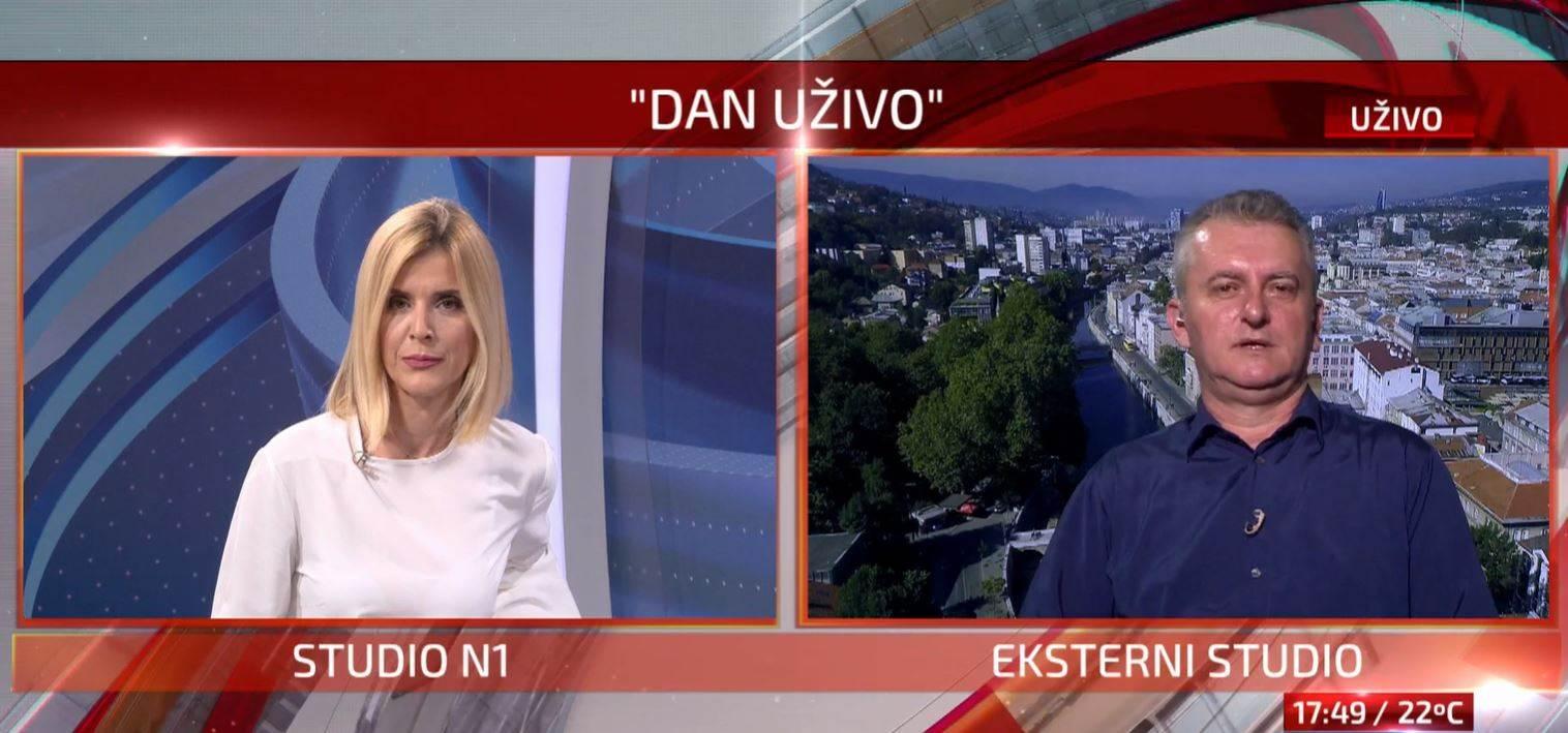 Karamatić: Bošnjački mediji sa mnom plaše malu djecu