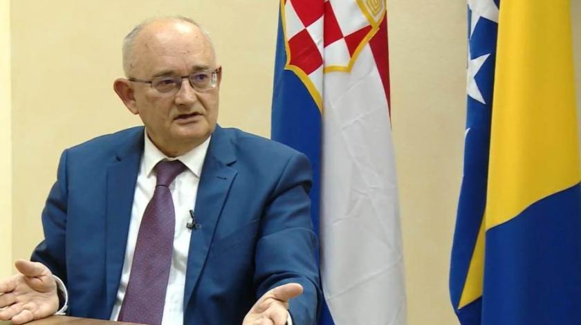 Ljubić: BiH je kvazikonfederacija, dva kvazidržavna entiteta, koja ne funkcionira od Daytona