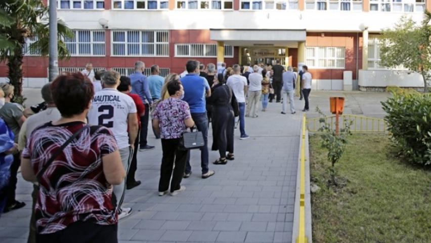 Građani u Mostaru ponovno izašli na birališta