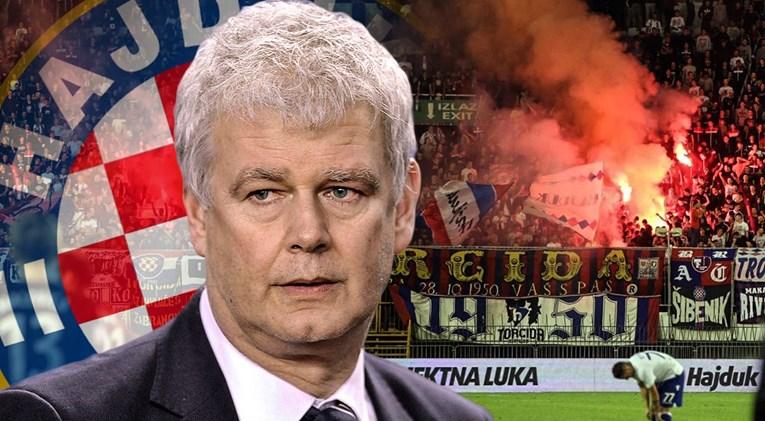 Marin Brbić podnio ostavku na mjesto predsjednika Hajduka