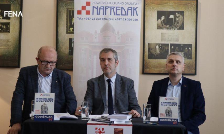 HKD Napredak čestitao Plenkoviću izbornu pobjedu
