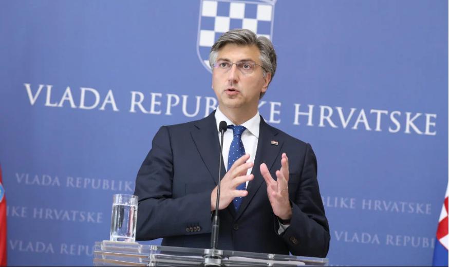 Plenković: U novoj Vladi 16 ministarstava i 4 potpredsjednika