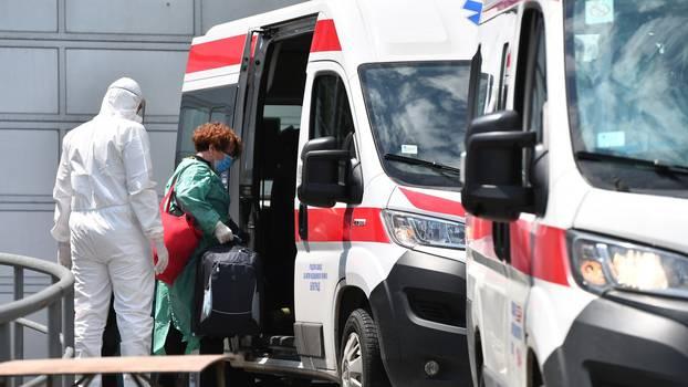 Korona katastrofa u Srbiji: 13 je ljudi umrlo, 299 novooboljelih