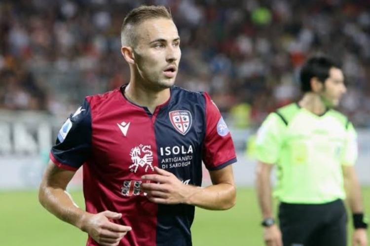Cagliari – Sassuolo 1-1, asistencija Roga