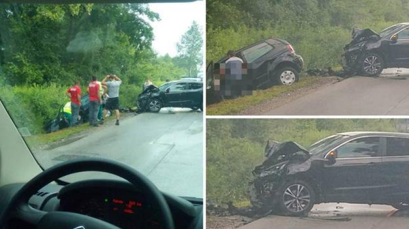 U stravičnoj prometnoj nesreći poginula jedna osoba