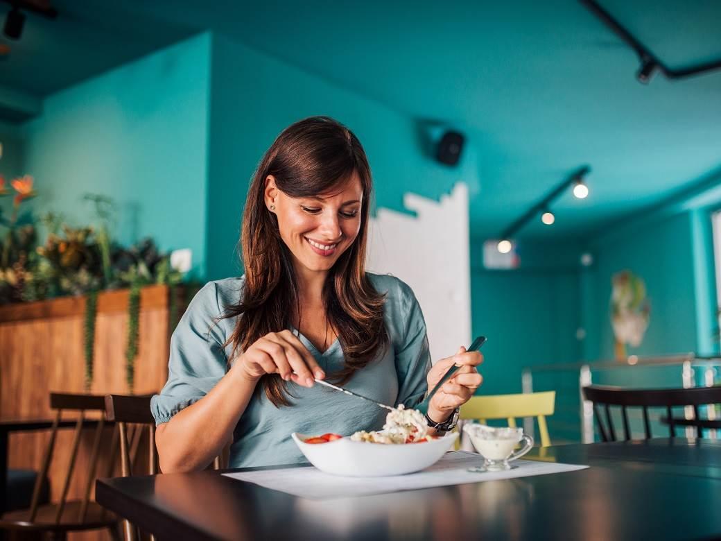 Ako želite smršavjeti, ovo su najbolje opcije za vašu večeru