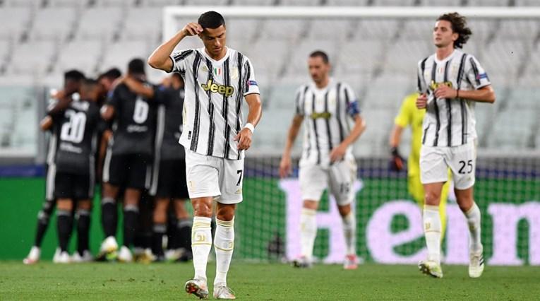 Juventus nakon ispadanja iz Lige prvaka odmah otpisao petoricu igrača