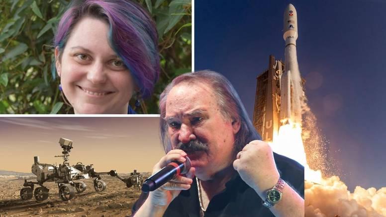 Mišo Kovač bi se uskoro mogao čuti i na Marsu!