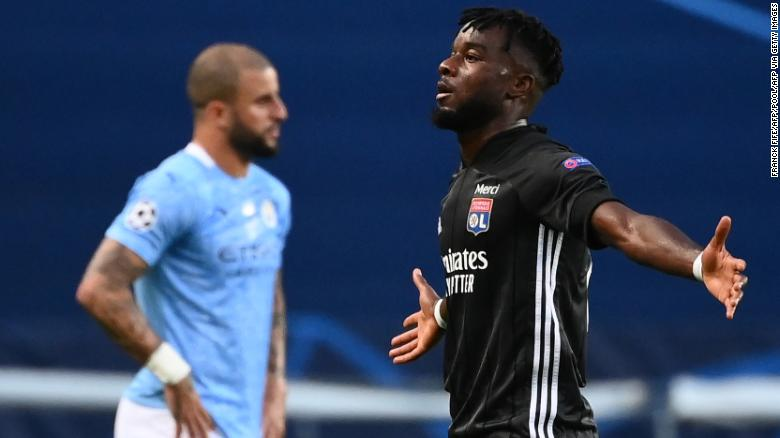 Lyon zgazio City i postao posljednji polufinalist Lige prvaka