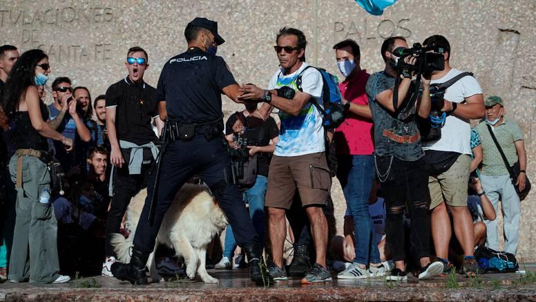 """Prosvjedi u Madridu: """"Žele nas zatvoriti, to su sve laži…"""""""