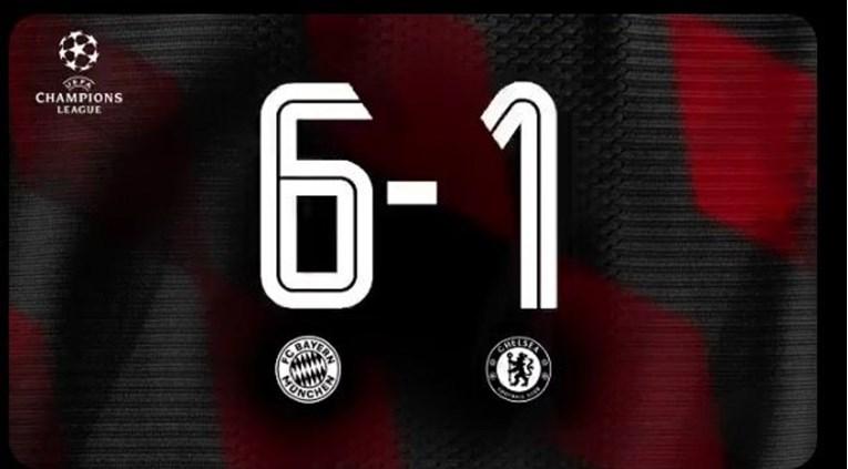 Iz Bayerna provociraju Chelsea i nadaju se da će mu zabiti šest komada