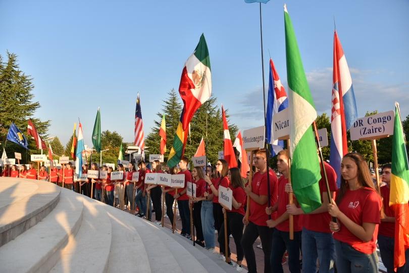 Otvoren 31. Mladifest u Međugorju