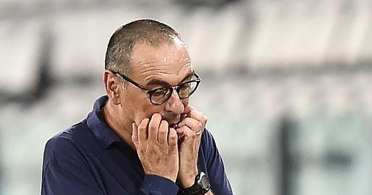 Sarri dobio otkaz u Juventusu. Čeka se službena potvrda