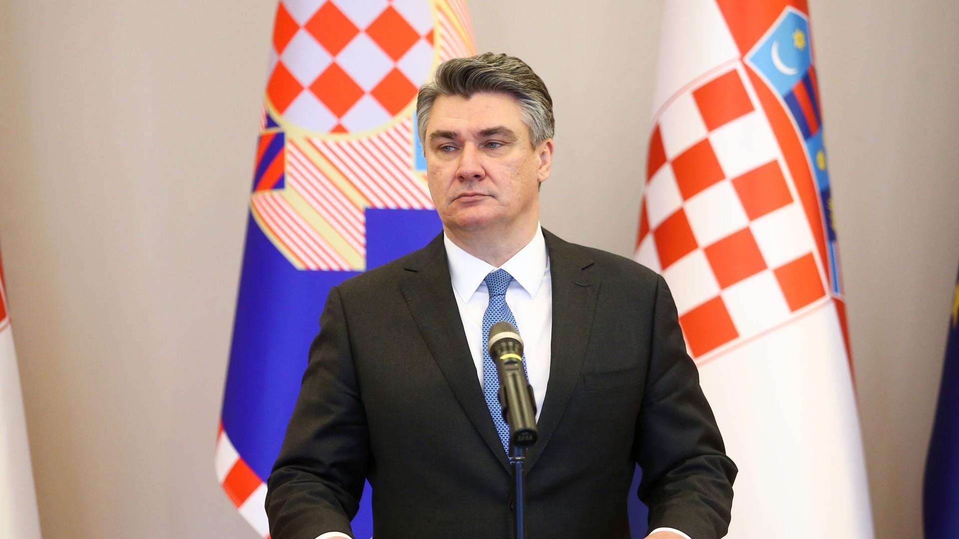 Crnjac: Potez Milanovića u vezi s HVO-om je nacionalan i suverenistički potez