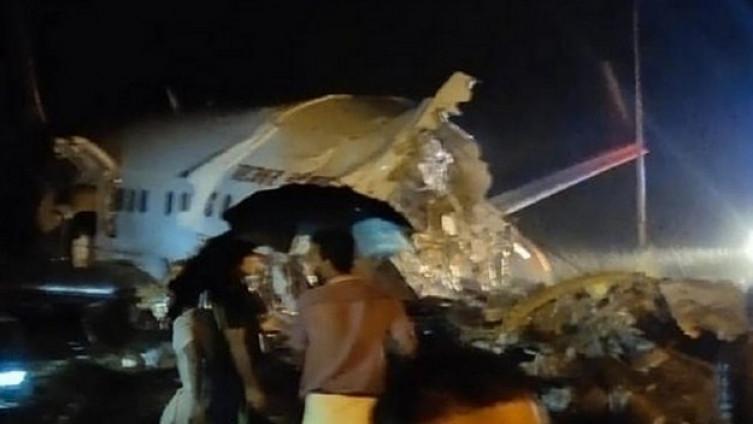 Srušio se zrakoplov sa 191 putnikom u Indiji