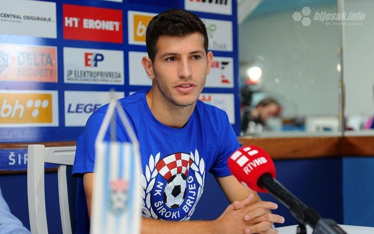 Cipetić: San mi je zaigrati za Hajduk
