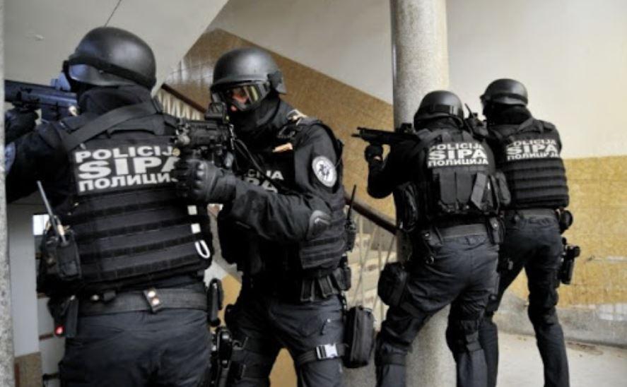 Dvije osobe su uhićene u Sarajevu, našli im veće količine kokaina