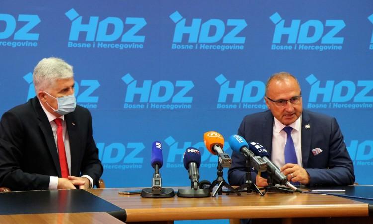 (Video) Čović: Plan je da i ove godine pokažemo stožernu ulogu HDZ-a BiH