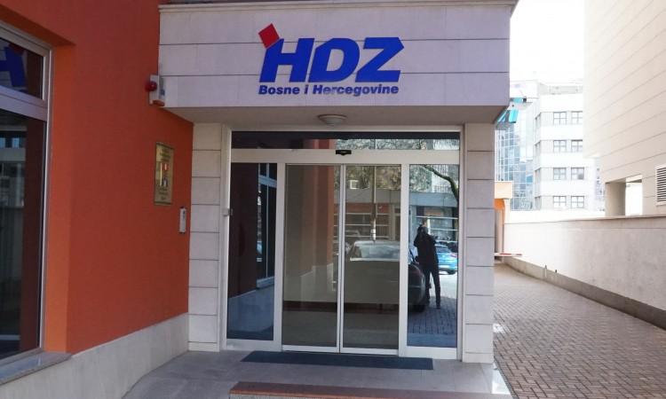 HDZ BiH: Jedinstven stav hrvatskoga vrha prema HVO-u unosi novu dimenziju