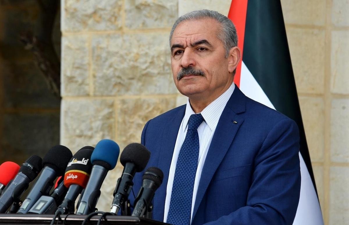 Palestinski premijer:  Bolno je vidjeti izraelski avion u UAE