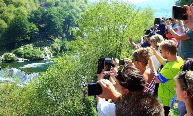Posjete turista BiH znatno su smanjene ove godine