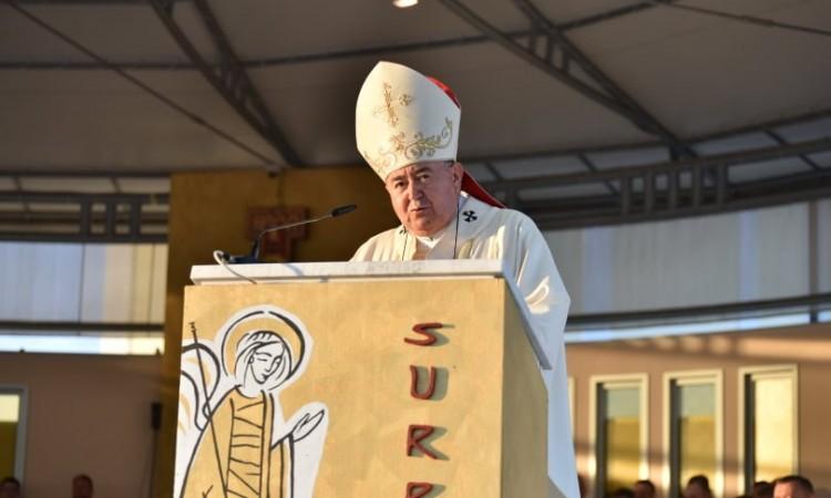 Vinko Puljić je održao završnu misu na 31. Mladifestu u Međugorju, evo što kaže