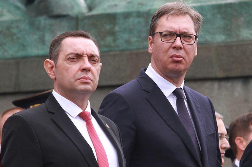 Vučić: Mnogo su jaki Albanci i Hrvati…