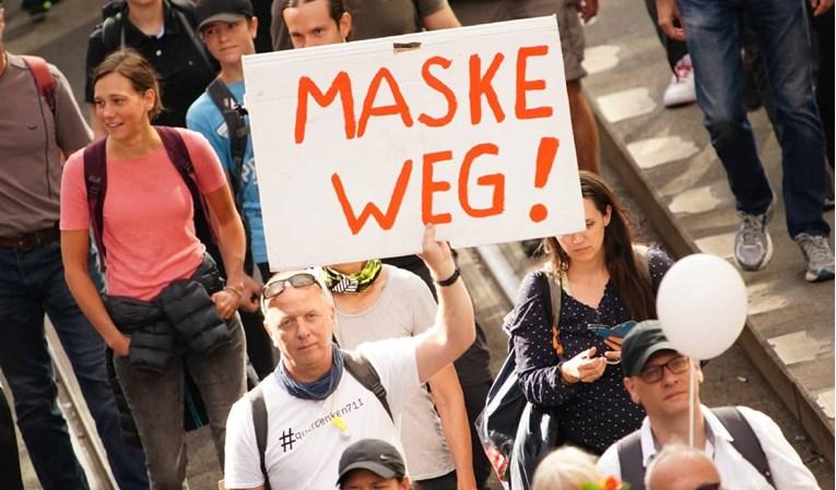 Policija spremna za masovni prosvjed u Berlinu protiv korona mjera