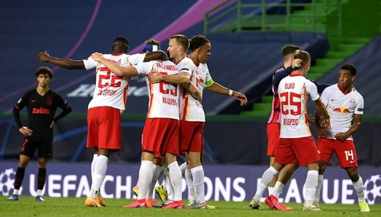 RB Leipzig pobijedio Atletico i ušao u polufinale Lige prvaka
