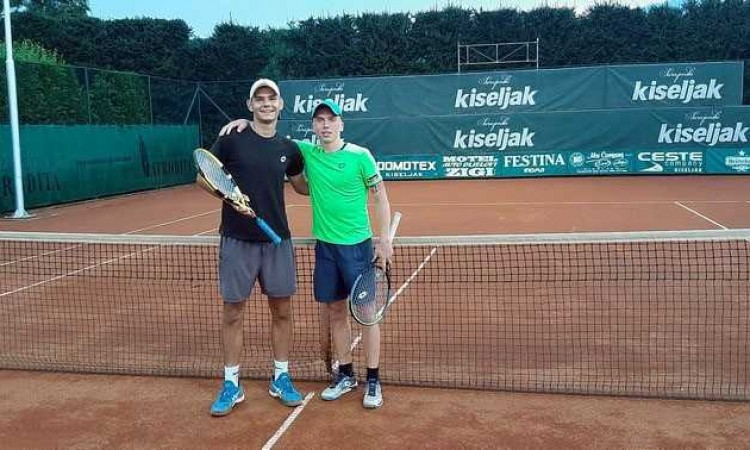 Luka Puljić pobjednik kvalifikacijskog dijela teniskog turnira Kiseljaku