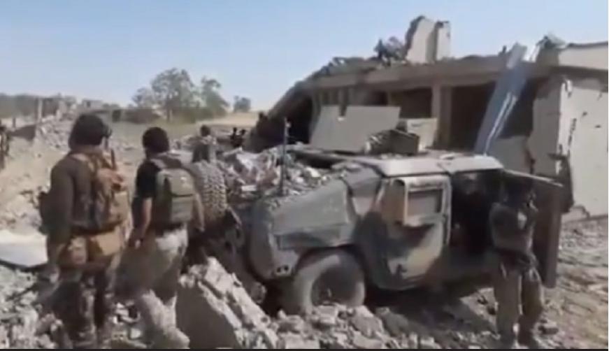 Talibani napali vojnu bazu u Afganistanu; tri osobe poginule, dosta ranjenih