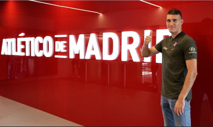 Ivo Grbić potpisao ugovor s Atletico Madridom