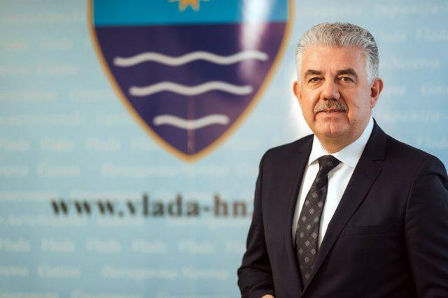 Herceg najavio financijsku pomoć Sisačko-moslovačkoj županiji