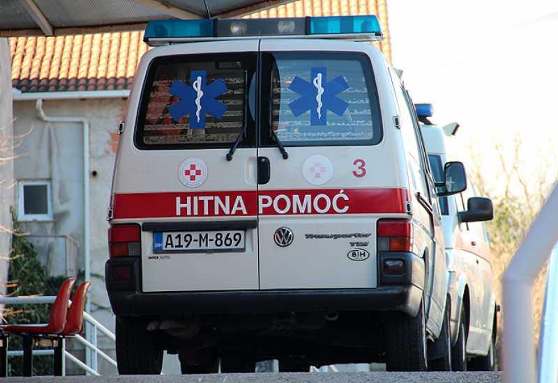 Mostar: U prometnoj nesreći teško ozlijeđen pješak