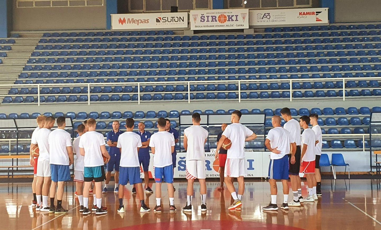 Čak deset košarkaša Širokog pozitivno na koronavirus