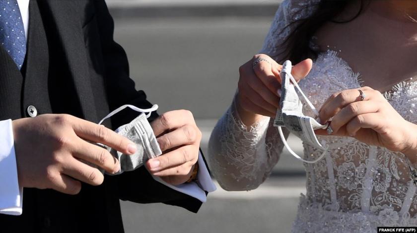 U ZHŽ broj uzvanika na svadbi ograničen na 200