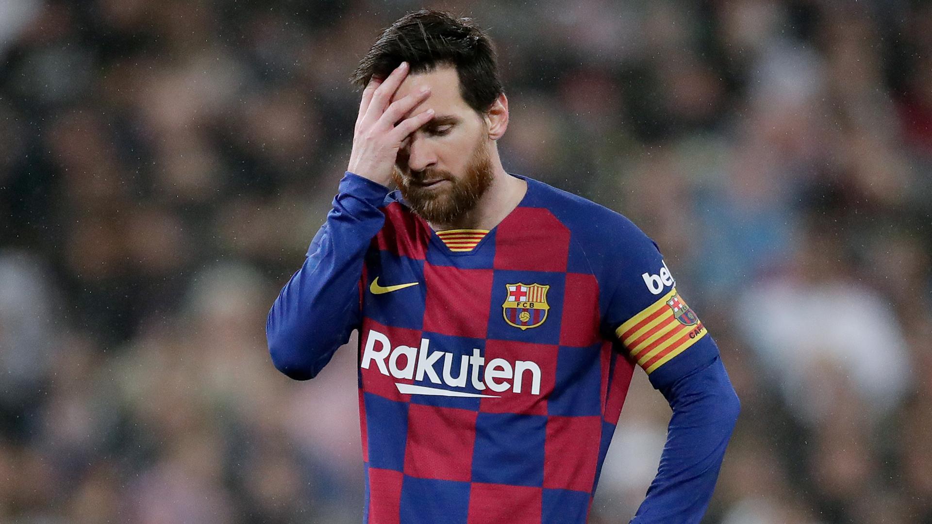 Messi žestoko opleo po upravi Barce: Više me ništa ne iznenađuje kod njih