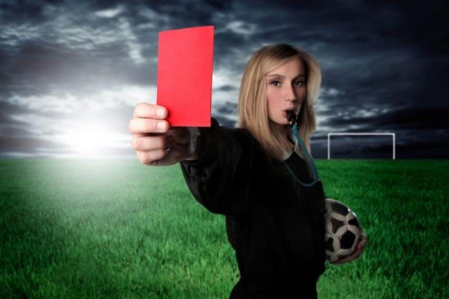 Crveni karton od sada i za kašljanje u suparnika