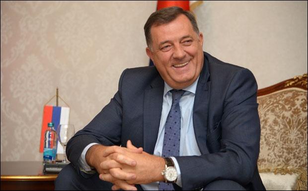 Dodik: Raspad BiH je neizbježan i za to ću se zalagati
