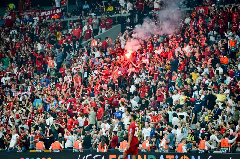 UEFA potvrdila mogućnost prisustva navijača na utakmici Superkupa u Budimpešti