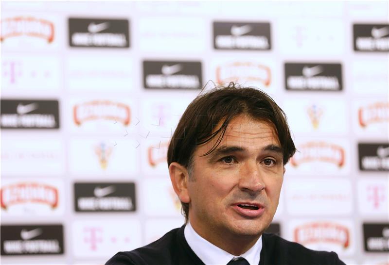 Dalić o Ligi nacija: Dobra priprema za kvalifikacije za SP, ali ne idemo kao autsajderi