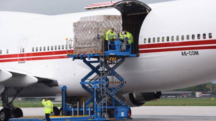 Medicinska oprema koju su donirali UAE će biti uskoro raspodijeljena