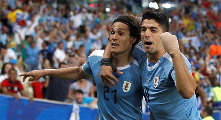Atletico gradi moćni urugvajski napad: Simeoneu stiže Cavani