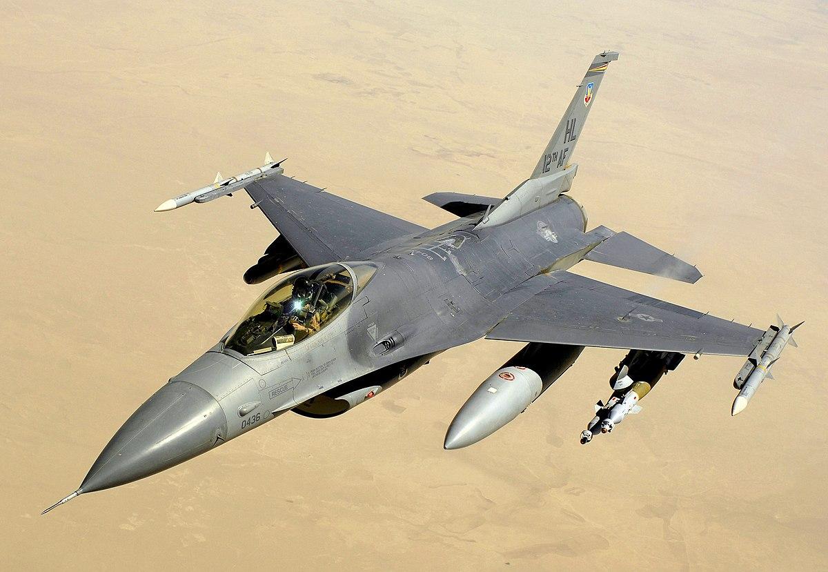 Hrvatska nabavlja borbene avione: Iz SAD-a stigla ponuda za rabljene F-16