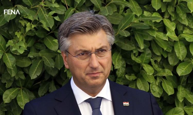 """Plenković o Milanoviću: """"Komentari su mu jadni i patetični"""""""